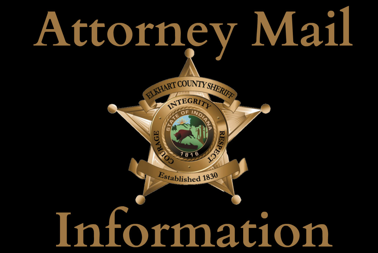 Mail Service - Elkhart County Sheriff's Office