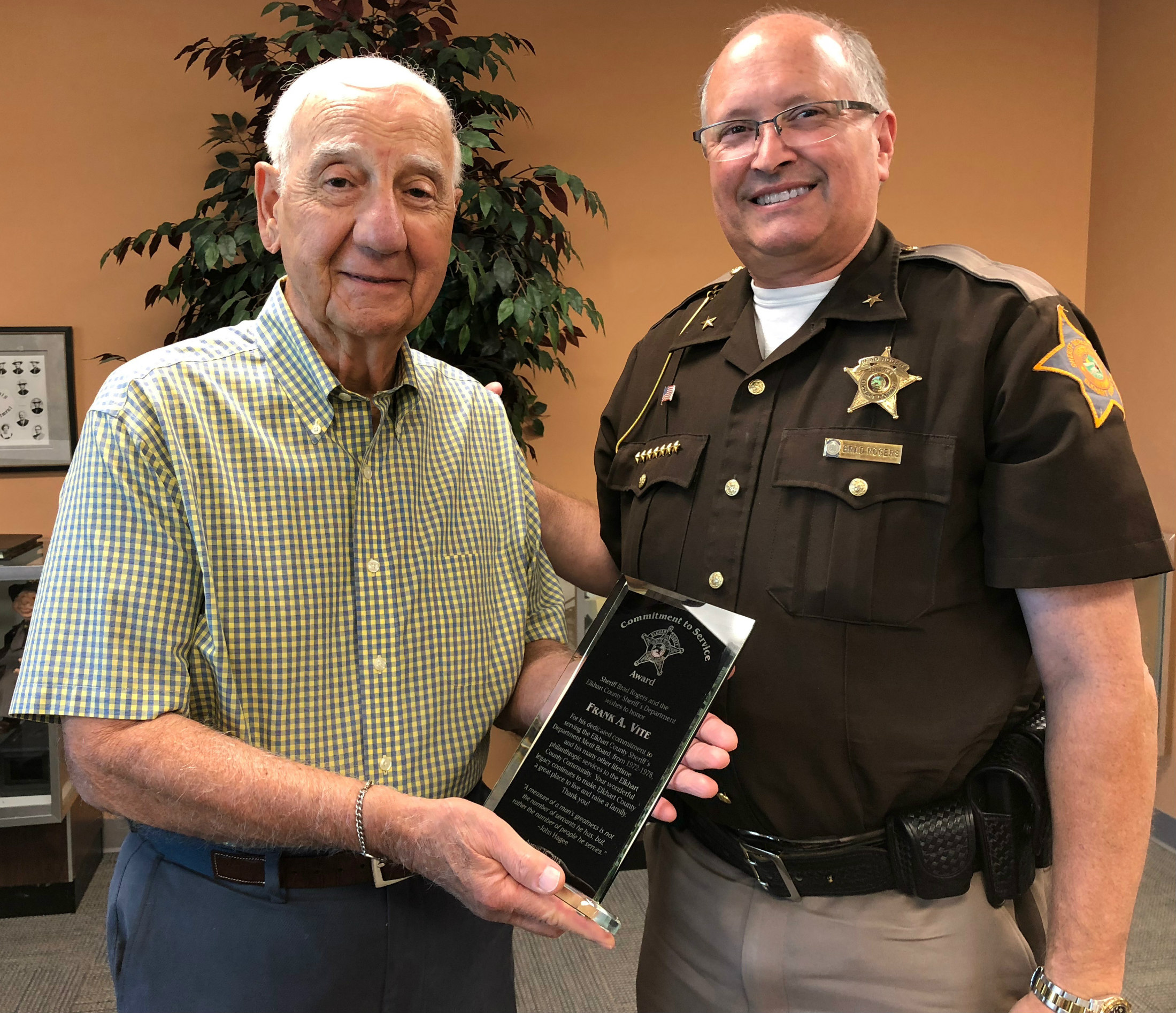 Department News - Elkhart County Sheriff's Office