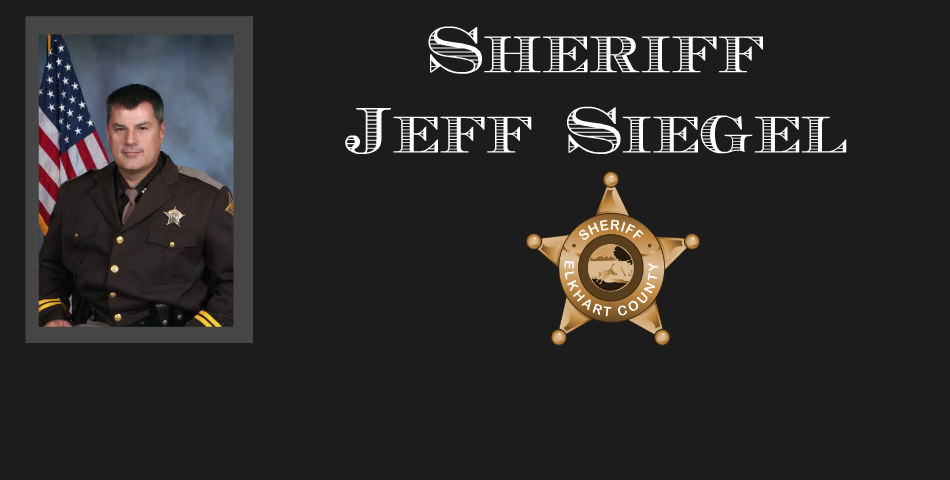 Sheriff Jeff Siegel