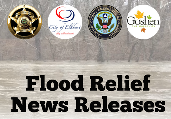 Flood Relief News Releases