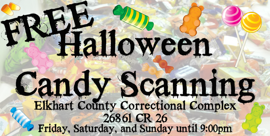 Halloween Candy Scanning